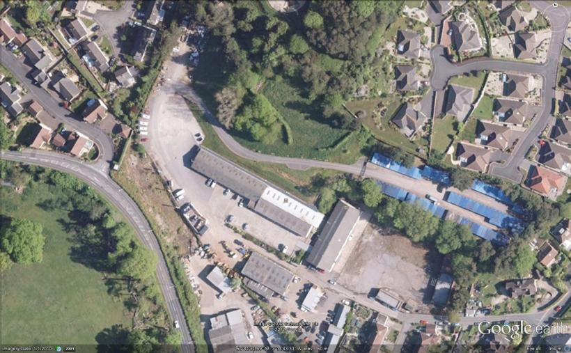 Alexandria Rd Industrial Estate, Sidmouth